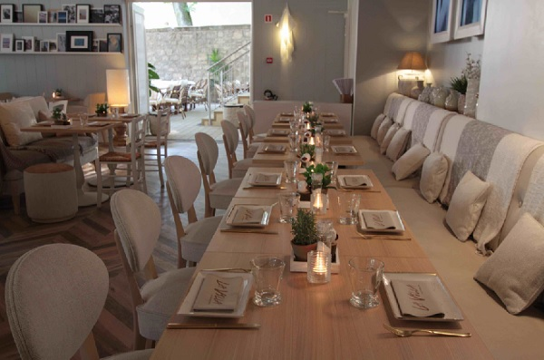 Former villa d este restaurant to reopen as la villa for Villa d este como ristorante