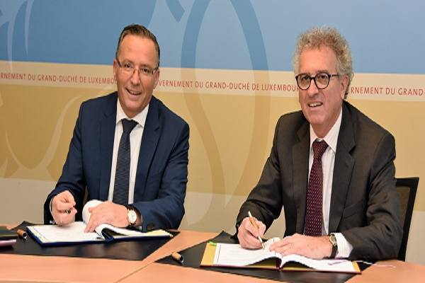 Luxembourg and Kosovo Finance Ministers Sign Taxation Agreement