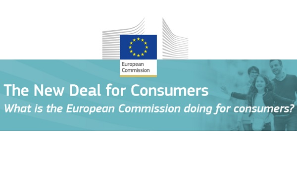 EC Proposes New Deal for Consumers