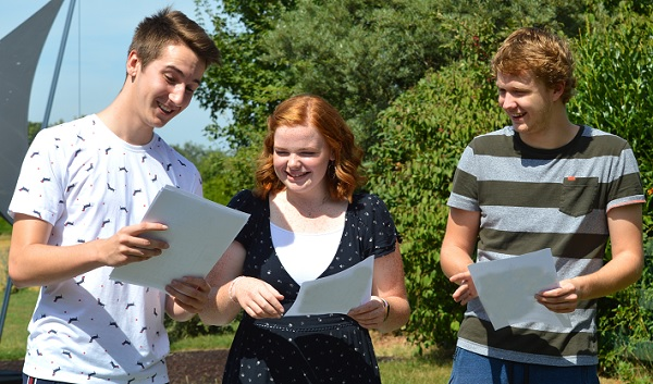 St George's Students Receive Excellent IGCSE, A/S and A