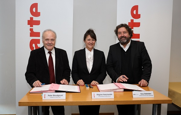 Arte Tv Channel Signs Film Fund Luxembourg Partnership