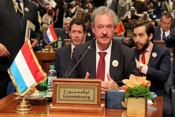 Jean Asselborn Emphasises Human Dimension to Iraq Reconstruction at Kuwait Conference