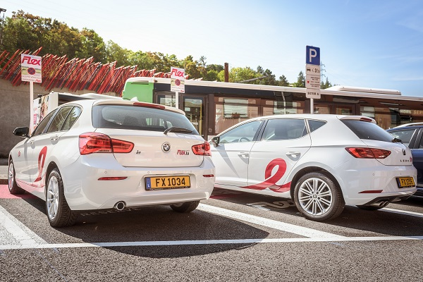Flex Car Sharing Network Grows