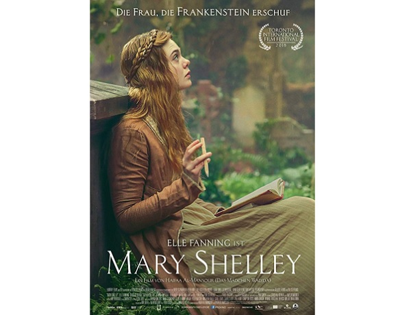 Mary Shelley: Film Review