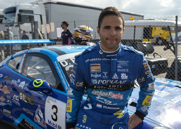 Dylan Pereira Earns Five Points at Porsche Mobil 1 Supercup