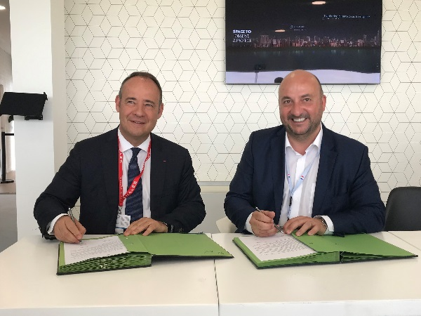 Thales Alenia Space to Create Digital Centre of Excellence in