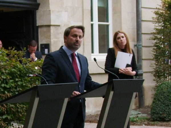 First-Hand Insight into Xavier Bettel's Infamous Brexit Speech