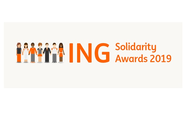 A Bank Gives Back: the ING Solidarity Awards