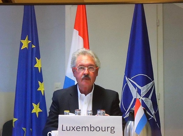 Luxembourg Foreign Minister Stresses Need for International Cybersecurity Cooperation at NATO Meeting