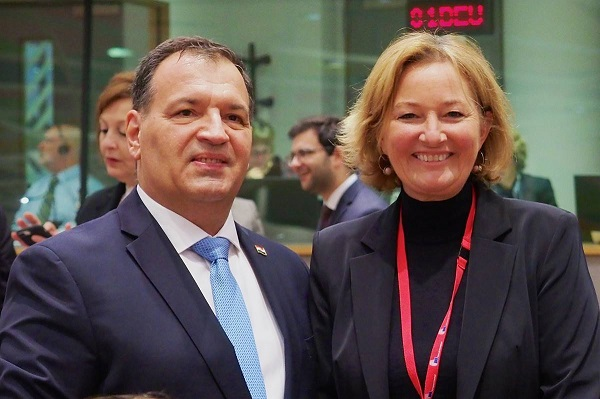 EU Health Ministers Advocate Enhanced Dialogue between Member States on Coronavirus