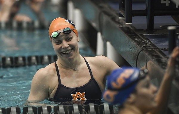 8 Swimmers to Represent Luxembourg at European Championships