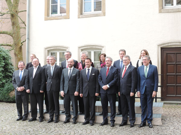 Cabinet luxembourg