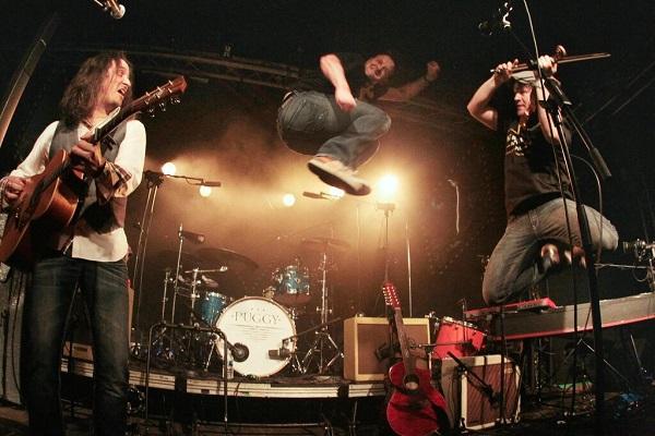 Amateur rock band