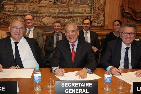 Luxembourg Joins 30 Countries In Signing Oecd Multilateral Agreement