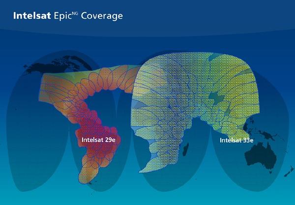 Intelsat 29e, the First Intelsat EpicNG Satellite