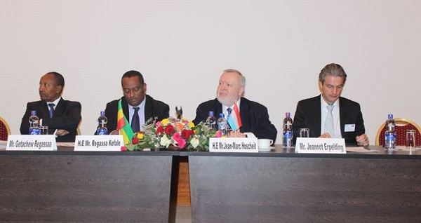 Agreement Signed During Luxembourg Trade Mission To Ethiopia