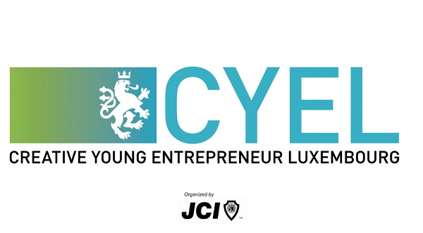 3 Finalists Announced for Creative Young Entrepreneur Luxembourg CYEL Awards Ceremony on 30 June