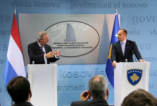 Jean Asselborn Encourages Kosovo on Path towards European