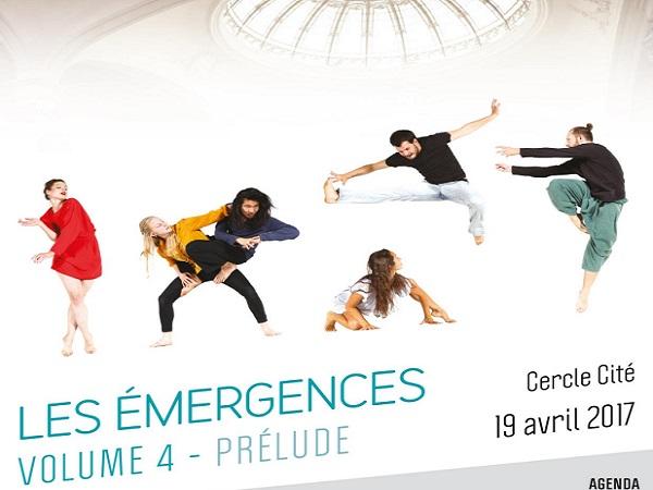 Contemporary Dance Exhibition Les Emergences Returns For Volume IV