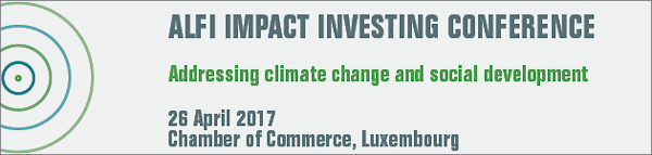 ALFI impact investment conference