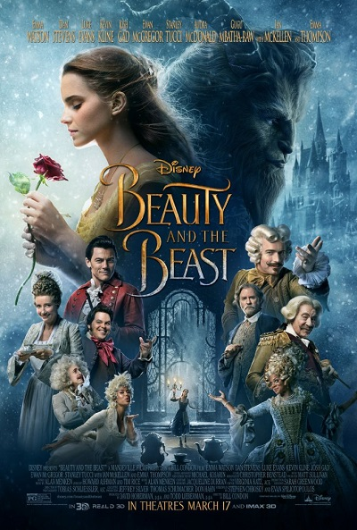 beauty and the beast poster 400