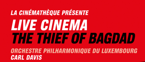 cinematheque thief baghdad