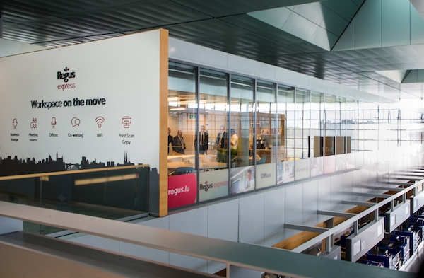 Regus Business Centre Opens at Luxembourg Airport