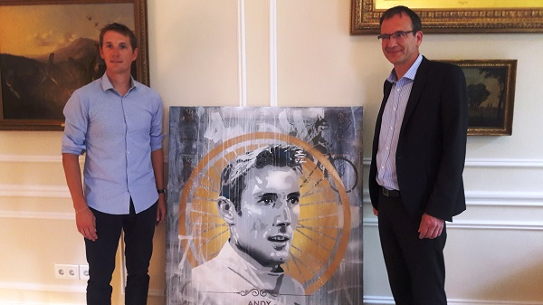 andy schleck james straffon vernissage 600