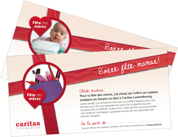 caritas mothersday