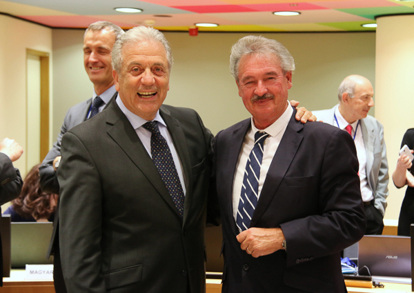 jean asselborn commissaire avramopoulos