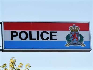police sign 3788 400