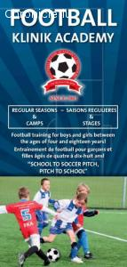 SUMMER CAMPS JULY – AUGUST 2017- SOCCER/ FOOTBALL & SAQ