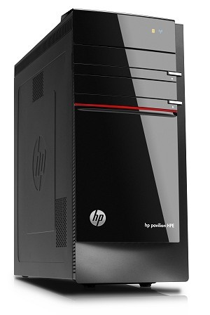 For Sale:HP Pavilion HPE h8-1309eb Desktop PC + 22 inch screen