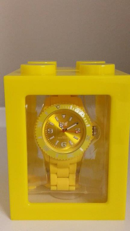 Ice Watch - Unisex - Yellow - for sale