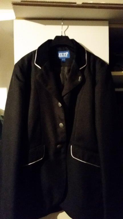 Girl's Competition Riding Jacket - for sale