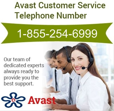 Contact us on Avast Customer Care Number 1-855-254-6999.
