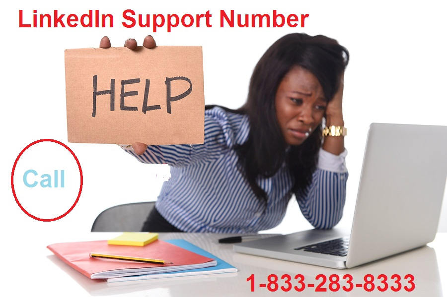 LinkedIn Service 1-833-283 8333 Number For Account Solution