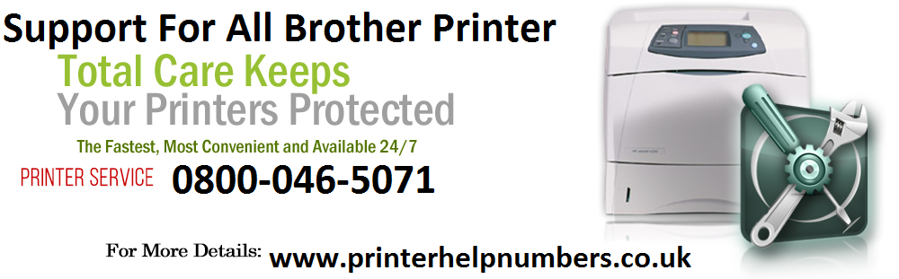 Brother Printer Support Number UK 0800-046-5071 Brother Printer Customer Support Number UK